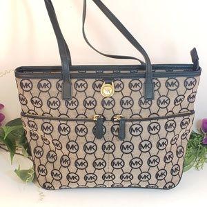 Michael Kors purse signature handbag